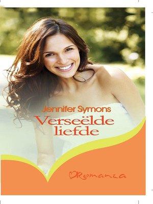 cover image of Verseëlde liefde