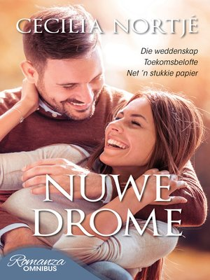 cover image of Nuwe drome