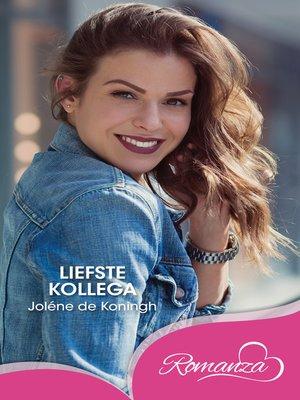 cover image of Liefste kollega