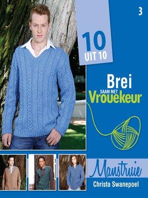 cover image of Brei saam met Vrouekeur 3