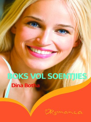 cover image of Boks vol soentjies