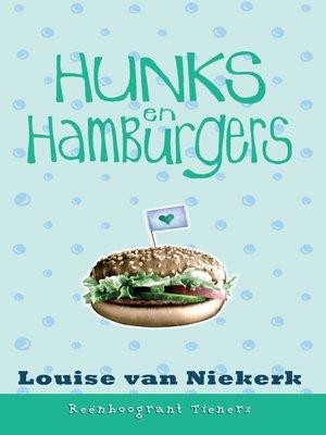 cover image of Hunks en hamburgers
