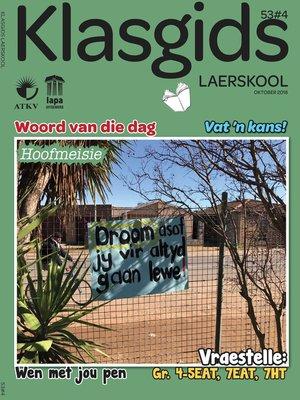 cover image of Klasgids Oktober 2018 Laerskool
