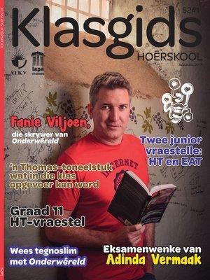 cover image of Klasgids Januarie 2017 Hoërskool