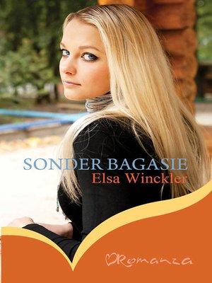 cover image of Sonder bagasie