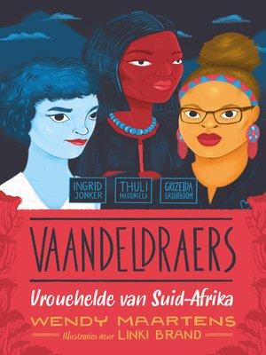 cover image of Vaandeldraers 1