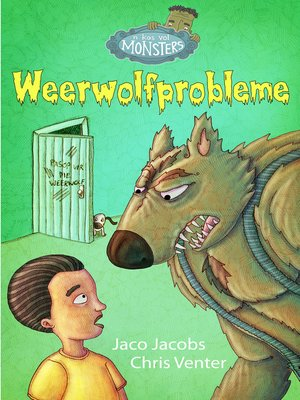 cover image of Weerwolfprobleme