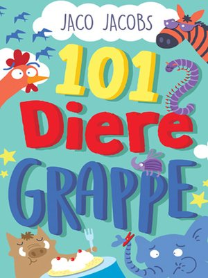 cover image of 101 Diere-grappe