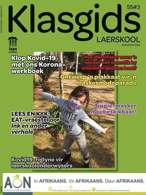 cover image of Klasgids Augustus 2020 Laerskool