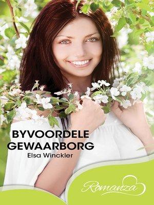 cover image of Byvoordele gewaarborg