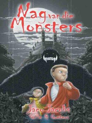 cover image of Nag van die monsters