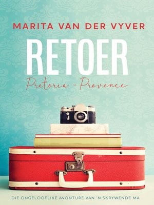 cover image of Retoer Pretoria - Provance