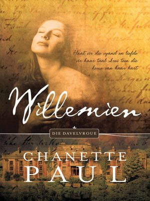 cover image of Willemien