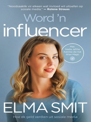 cover image of Word 'n influencer