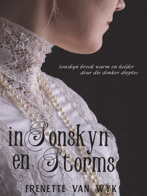 cover image of In sonskyn en storms