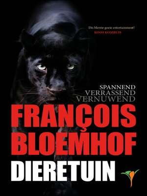 cover image of Dieretuin