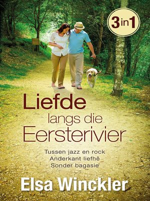 cover image of Liefde langs die Eersterivier