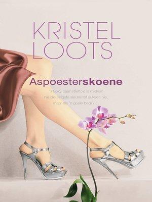 cover image of Aspoesterskoene