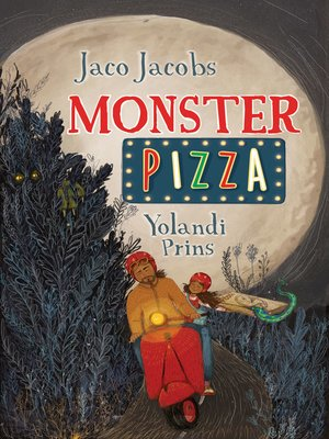 cover image of Monsterpizza