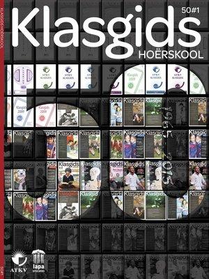 cover image of Klasgids Februarie 2015 Hoërskool