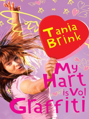 cover image of My hart is vol graffiti