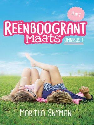 cover image of Reenboogrant Maats: Omnibus 1