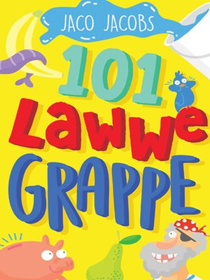 cover image of 101 Lawwe-grappe