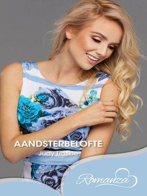 cover image of Aandsterbelofte