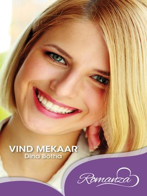 cover image of Vind mekaar