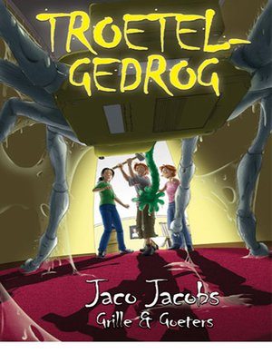 cover image of Troetelgedrog