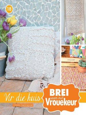 cover image of Brei saam met Vrouekeur 18