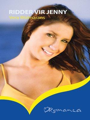 cover image of Ridder vir Jenny