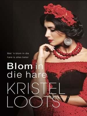 cover image of Blom in die hare