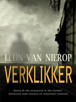 cover image of Verklikker