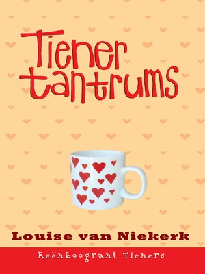 cover image of Tienertantrums
