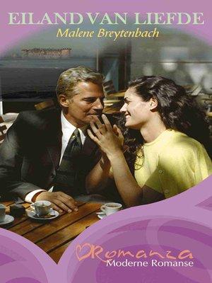 cover image of Eiland van liefde