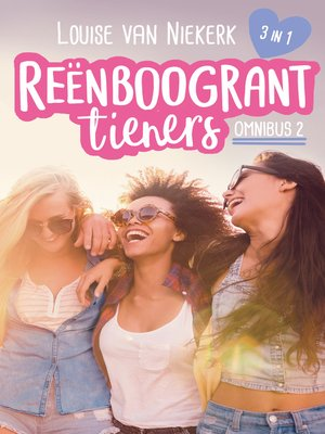 cover image of Reenboogrant Tieners: Omnibus 2