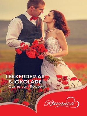cover image of Lekkerder as sjokolade
