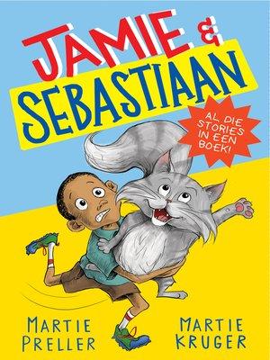 cover image of Jamie en Sebastiaan-omnibus
