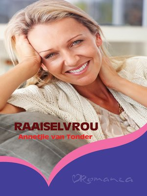 cover image of Raaiselvrou