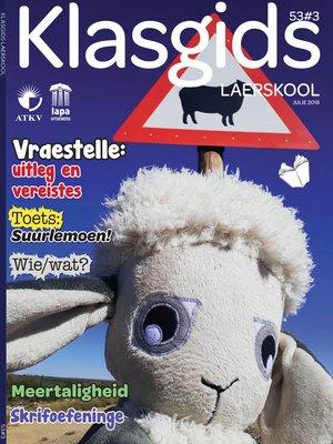 cover image of Klasgids Julie 2018 Laerskool