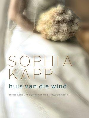 cover image of Huis van die wind