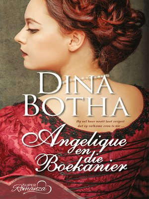 cover image of Angelique en die boekanier