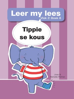 cover image of Leer my lees (Vlak 2) 8: Tippie se kous