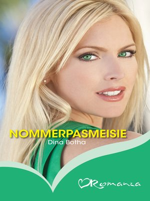 cover image of Nommerpasmeisie