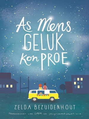 cover image of As mens geluk kon proe