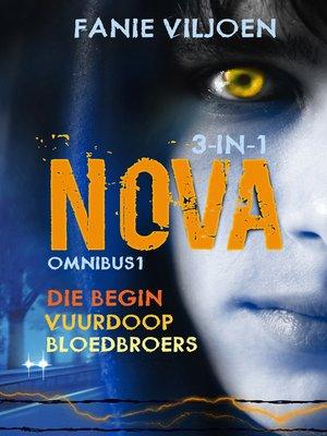 cover image of Nova Omnibus 1
