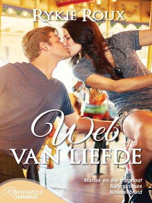cover image of Web van liefde