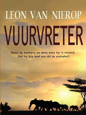 cover image of Vuurvreter