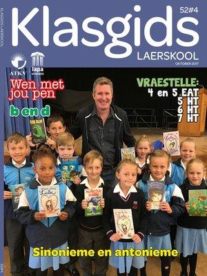 cover image of Klasgids Oktober 2017 Laerskool